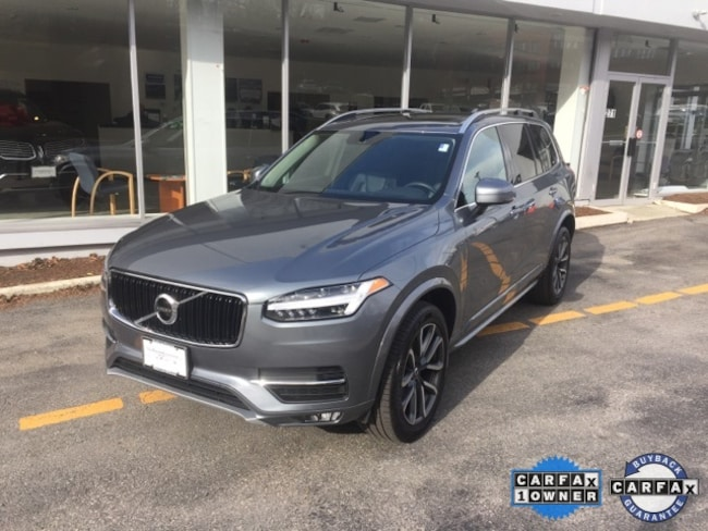 used 2019 volvo xc90 for sale at volvo cars white plains. Black Bedroom Furniture Sets. Home Design Ideas