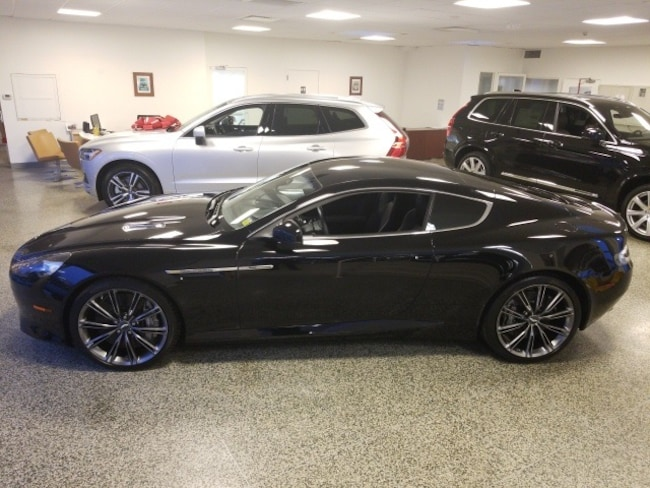 Used 2012 Aston Martin Virage For Sale Nyack Ny