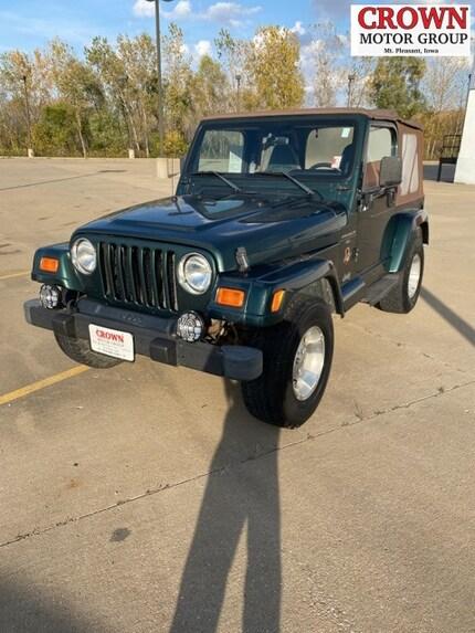 2000 Jeep Wrangler SUV