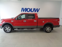 2007 Ford F-150 FX4 Crew Cab Short Bed Truck