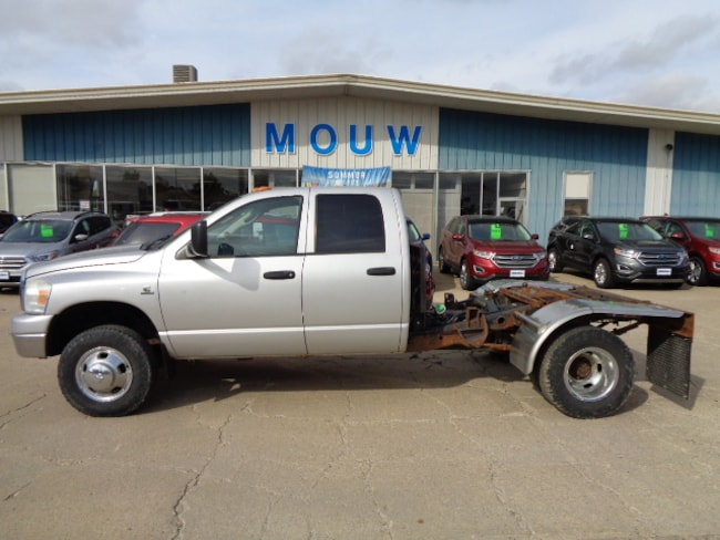 Used 2007 Dodge Ram 3500 For Sale at Mouw Motor Company Inc