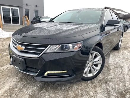 2018 Chevrolet Impala LT 1LT Sedan