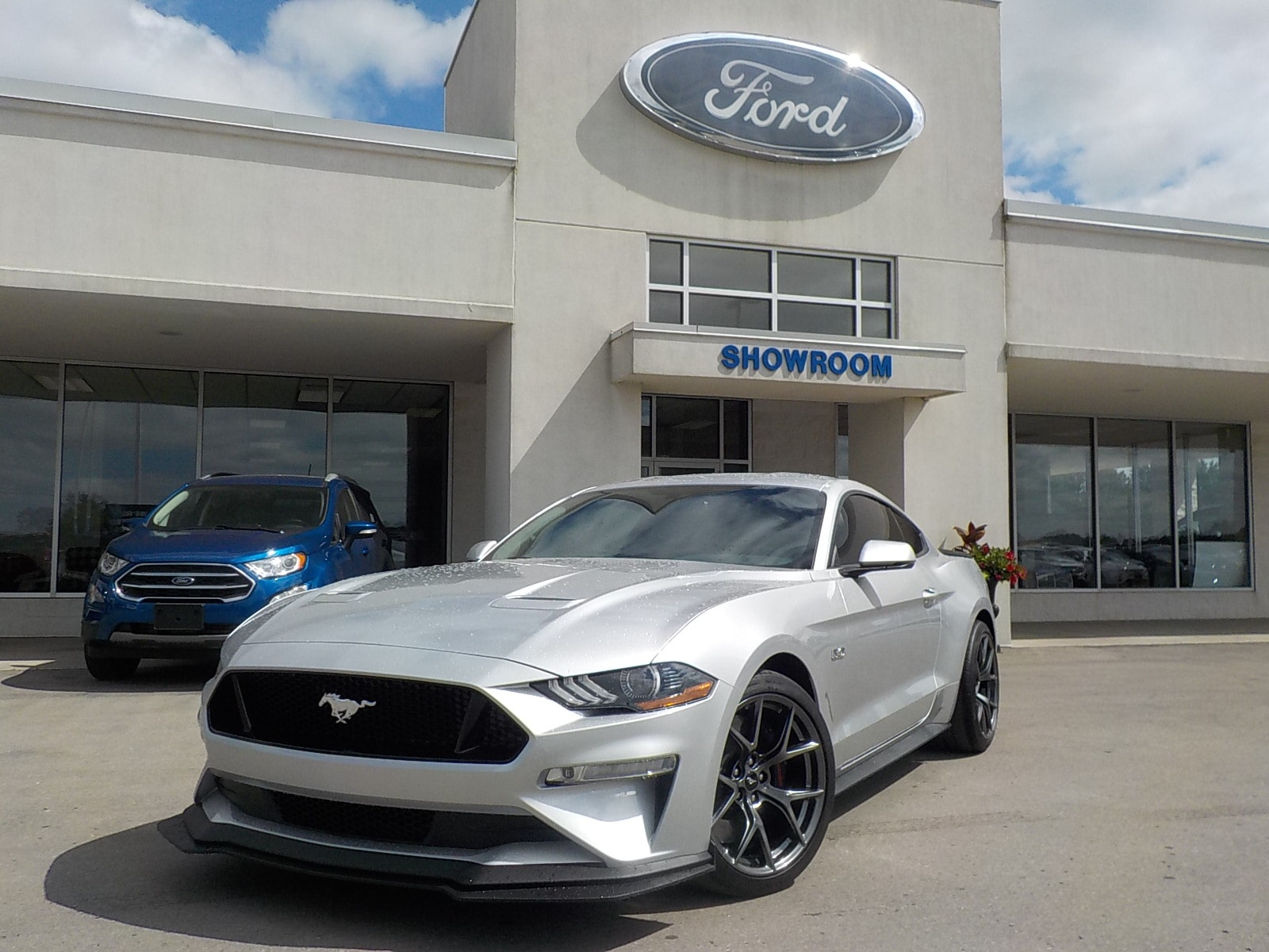 2019 Ford Mustang MUSTANG Coupe