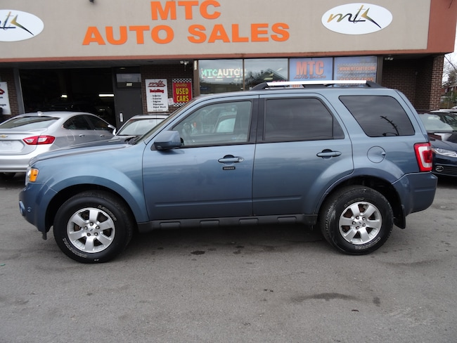 2010 Ford Escape Limited 3.0L SUNROOF, LEATHER SUV