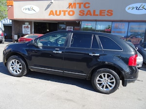 2011 Ford Edge SEL All-wheel Drive, LEATHER.