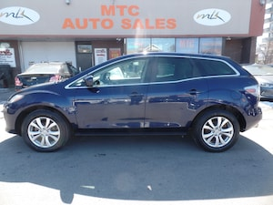 2010 Mazda CX-7 GT Car in mint condition