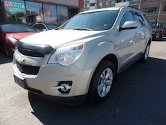2010 Chevrolet Equinox 2LT AWD LEATHER SUV