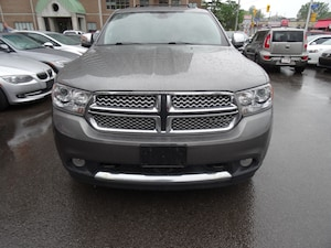 2012 Dodge Durango Citadel NAV,CAM,7- Seater,TV,DVD,AWD,