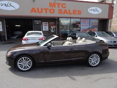 2011 Audi A5 2.0T Premium Plus (Tiptronic) Convertible