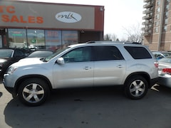 2012 GMC Acadia SLT AWD 1 year powertrain warranty SUV