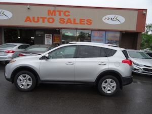 2015 Toyota RAV4 LE AWD REAR CAMERA 85K ONLY