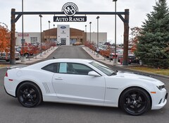 used 2015 Chevrolet Camaro SS w/2SS Coupe for sale in meridian