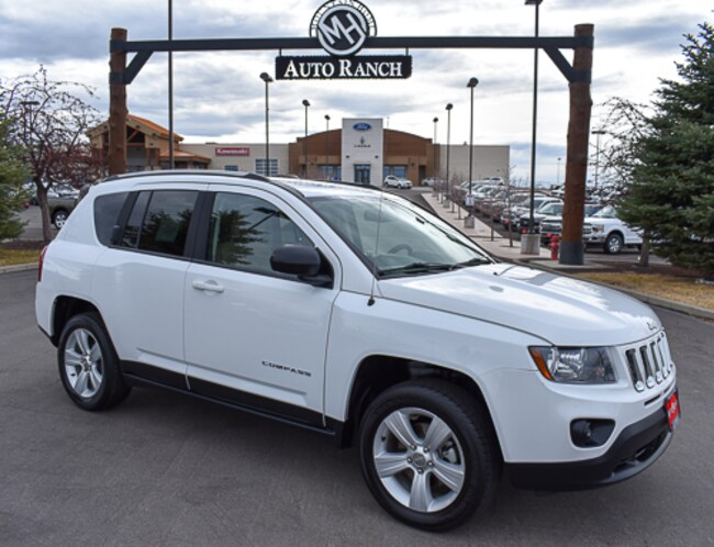 Used 2016 Jeep Compass Sport FWD SUV For Sale near Twin Falls, ID