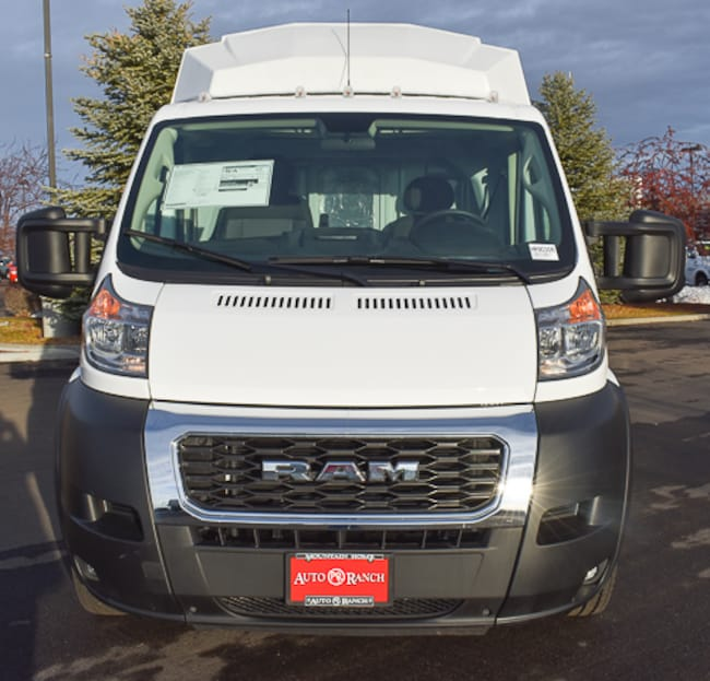 Lithia Chrysler Jeep Dodge Of Twin Falls Home: New 2019 Ram ProMaster For Sale Mountain Home ID