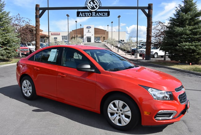Used 2016 Chevrolet Cruze Limited LS Auto Sedan For Sale near Twin Falls, ID