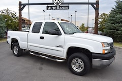 used 2005 Chevrolet Silverado 2500HD LT Truck Extended Cab for sale boise
