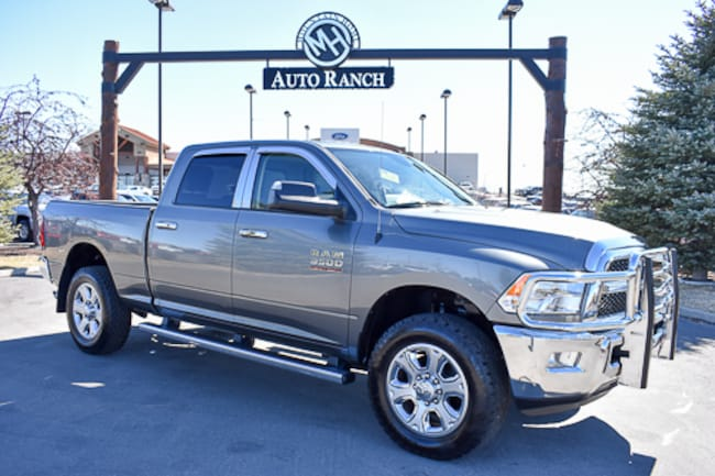 Used 2013 Ram 3500 Big Horn Truck Crew Cab For Sale near Twin Falls, ID