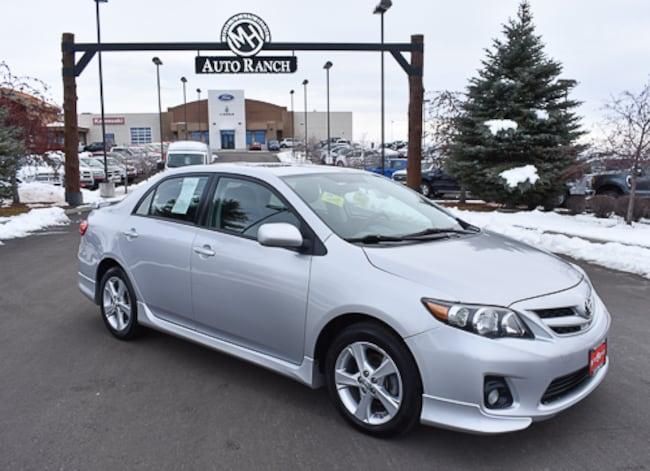 Used 2012 Toyota Corolla Sedan For Sale near Twin Falls, ID