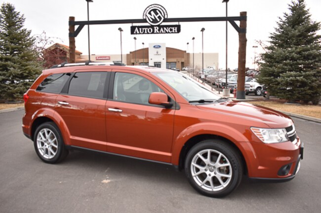 Used 2014 Dodge Journey R/T SUV For Sale near Twin Falls, ID