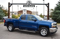 used 2019 Chevrolet Silverado 1500 LD LT Truck Double Cab for sale in meridian