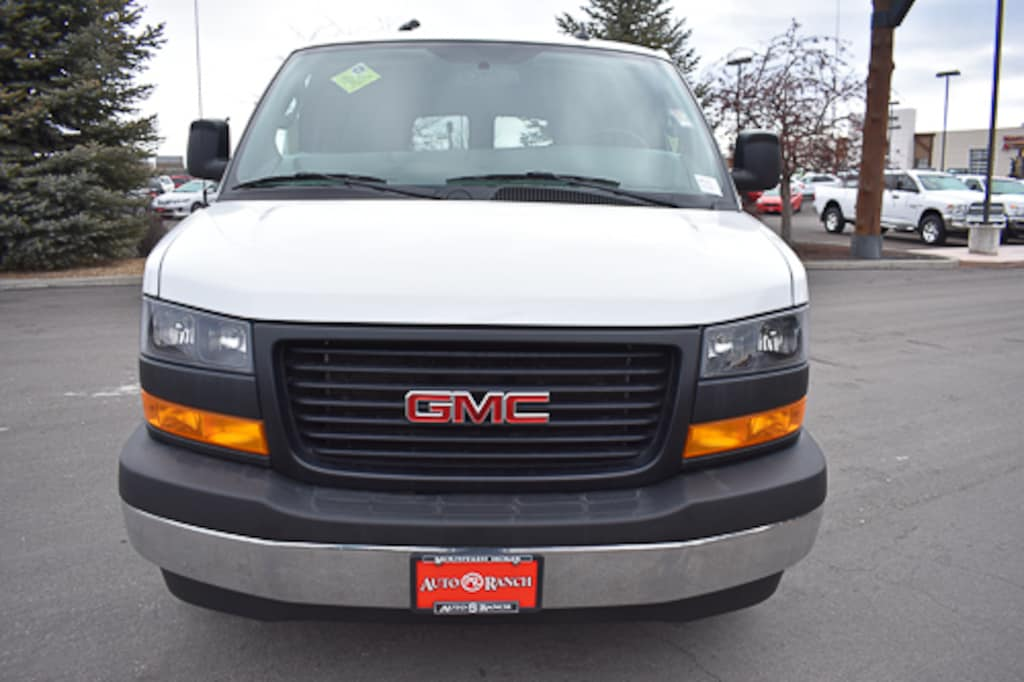 Used 2018 GMC Savana 2500 For Sale at Mt Home Chrysler Jeep