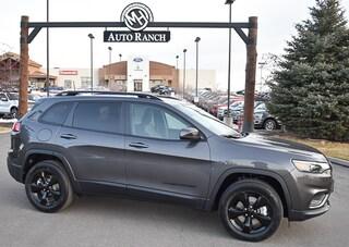2020 Jeep Cherokee ALTITUDE 4X4 Sport Utility for sale near Boise