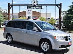 used 2018 Dodge Grand Caravan SXT Van Passenger Van for sale boise