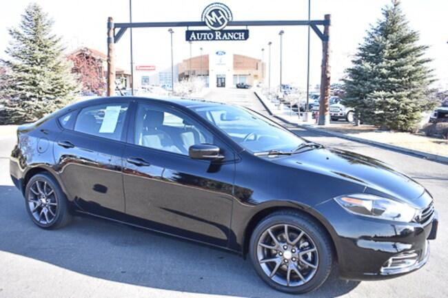 Used 2016 Dodge Dart SXT Sport Sedan For Sale near Twin Falls, ID