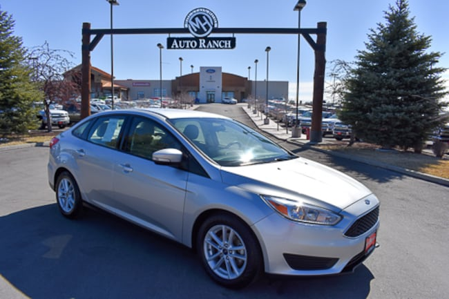 Used 2017 Ford Focus SE Sedan For Sale near Twin Falls, ID