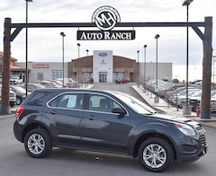 used 2017 Chevrolet Equinox LS SUV for sale in meridian