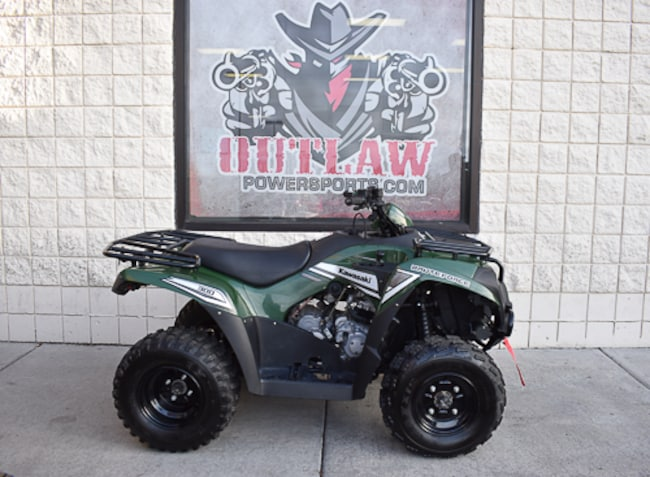 Used 2017 Kawasaki BRUTE FORCE 300 For Sale near Twin Falls, ID