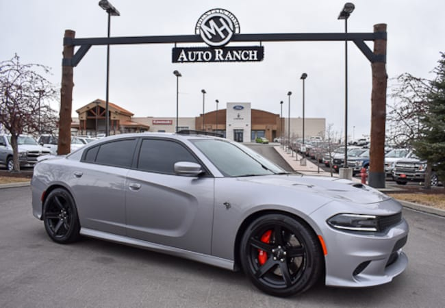 2017 Hellcat Charger >> Used 2017 Dodge Charger Srt Hellcat For Sale Mountain Home Id