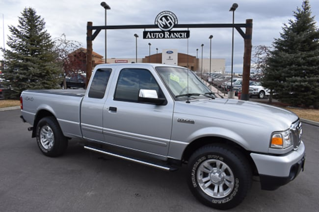 Used 2010 Ford Ranger Truck Super Cab For Sale near Twin Falls, ID