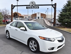 used 2014 Acura TSX TSX 5-Speed Automatic Sedan for sale in meridian