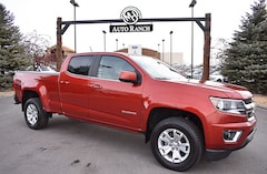 used 2016 Chevrolet Colorado LT Truck Crew Cab for sale in meridian