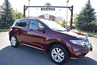 2012 Nissan Murano SL AWD (CVT) SUV for sale near Boise