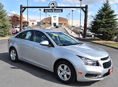 used 2015 Chevrolet Cruze 1LT Auto Sedan for sale boise