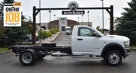 2020 Ram 5500 Chassis Truck Regular Cab
