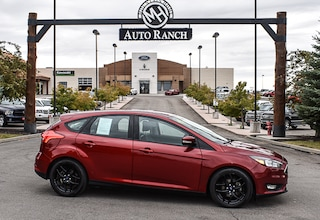 2016 Ford Focus SE Hatchback for sale near Boise