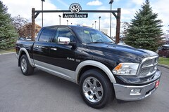2010 Dodge Ram 1500 Laramie Truck Crew Cab
