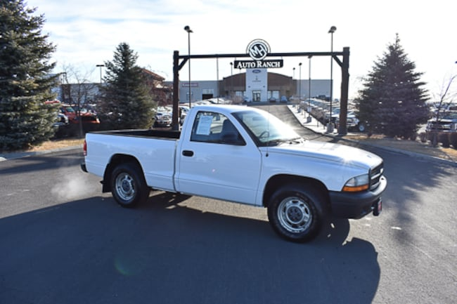 2003 Dodge Dakota Base Truck Regular Cab