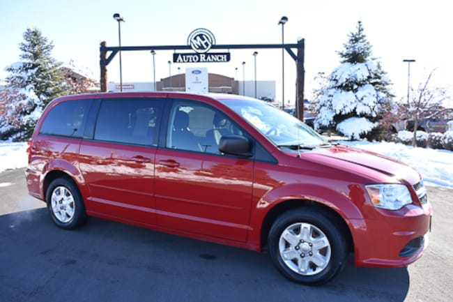Used 2012 Dodge Grand Caravan Se For Sale Mountain Home Id