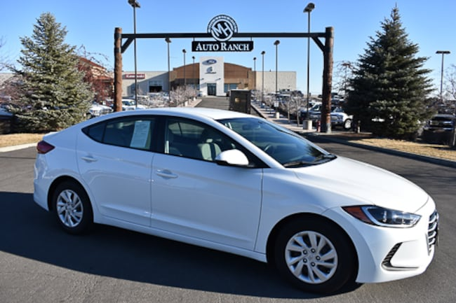 Used 2017 Hyundai Elantra SE Sedan For Sale near Twin Falls, ID