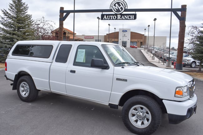 Used 2011 Ford Ranger XLT Super Cab Truck Super Cab For Sale near Twin Falls, ID