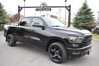 2019 Ram 1500 BIG HORN / LONE STAR CREW CAB 4X4 5'7 BOX Crew Cab for sale near Boise