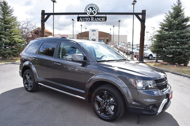 Dodge Journey Crossroad >> New 2019 Dodge Journey Crossroad Awd For Sale Mountain Home Id