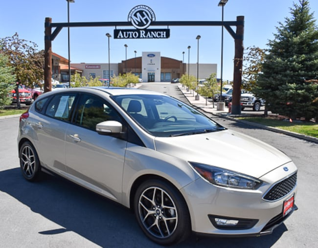Used 2018 Ford Focus SEL Hatchback For Sale near Twin Falls, ID
