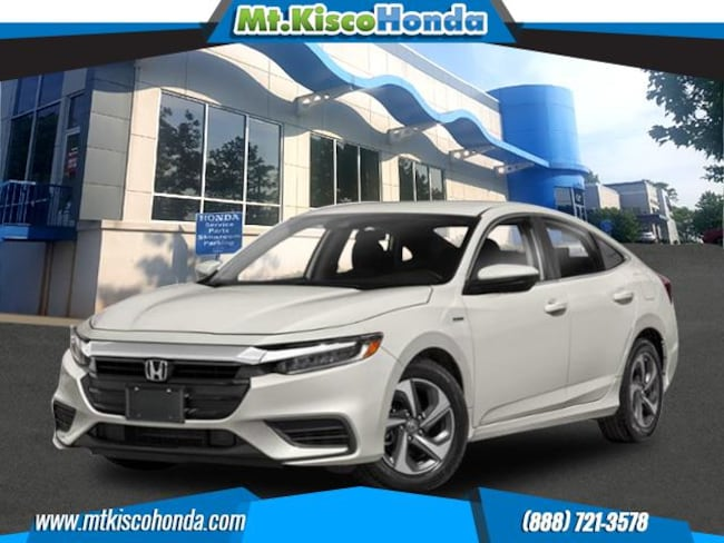New 2019 Honda Insight EX Sedan White Plains