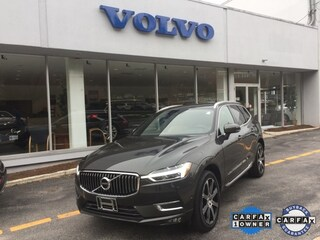 New 2018 Volvo XC60 T5 AWD Inscription SUV YV4102RL7J1045460 for sale/lease in Danbury, CT