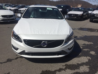 New 2017 Volvo S60 For Sale at Volvo Cars Mt  Kisco | VIN: YV149MTS0H2438197